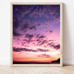 BugDreamer Sunset Aerial Panorama #0012