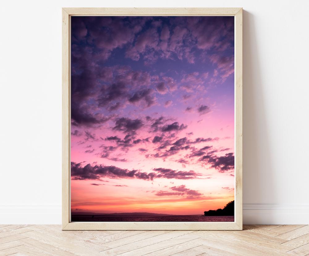 bugDreamer Tropical Sunset